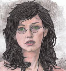 Harriet Potter- TomRubalcava by SlyGoddess