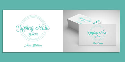 Logo for Nail studio by DruryMatt