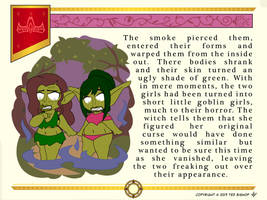 Another Princess Story - Goblin Gals by Dragon-FangX