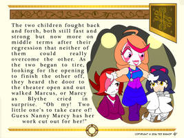 Mechanics of War - Nanny Marcy by Dragon-FangX