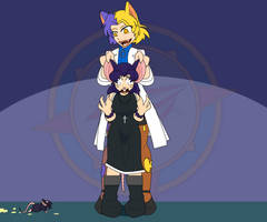 Ritsuko's Rodent Report - Mouse-sato 3 by Dragon-FangX