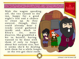 Another Princess Story - Dwarven Tavern by Dragon-FangX