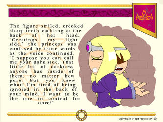 Another Princess Story - Darkness With In by Dragon-FangX