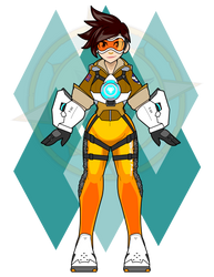 Tracer Base by Dragon-FangX