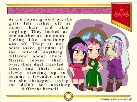 Another Princess Story - Blending Away Differences by Dragon-FangX