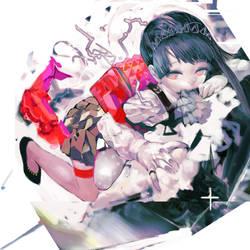 G girl by uturo128