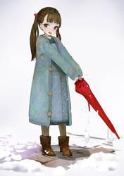 Umbrella by uturo128
