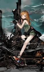 Rifle by uturo128