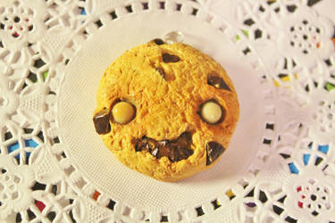 Creepy Cookie Charm/Pendant by CharmStop