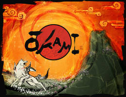 Okami by DeeMight