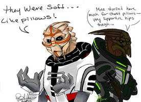 Turian Shmucks by Gone-Batty