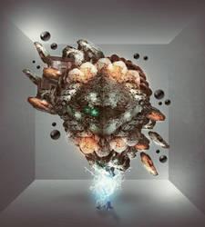 Inside head by wane1