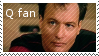 Fan of Q stamp by nachtmahre