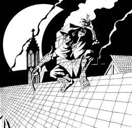 Vampire Goblin by stefankarlsson
