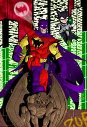 Batman of Zur-en-arrh by stefankarlsson