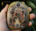 Branarz [Front] - Druidic Bear by Treuscoat