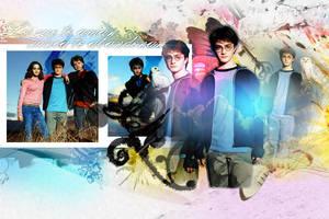 Harry Potter Wallpaper by HeyImLia