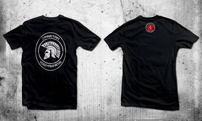 SPARTAN Capoeira T-shirt design by danurachman