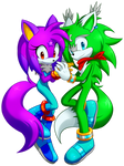 :Comm: Keno and Aylon by Myly14