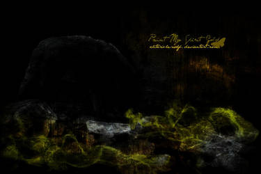 Paint My Spirit Gold by Alitario-Le-Wolf