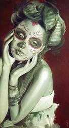 skull girl 6 by cocoaspen