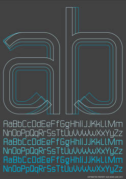 AB'10 Portfolio Typography by atobgraphics