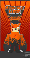 Knuckle Bear : Waver Bear by atobgraphics