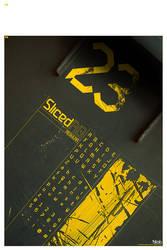 SlicedAB : Typographics by atobgraphics