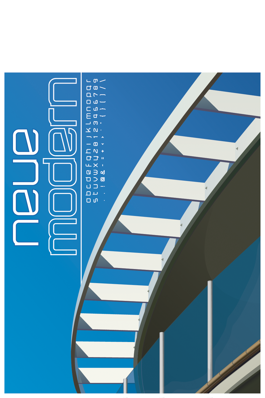 Neue.Modern by atobgraphics