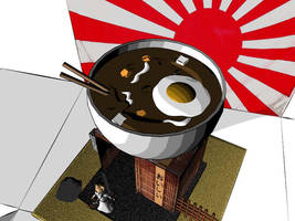 Noodle by chon-chan