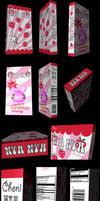 Nya Nya strawbery box by chon-chan