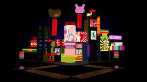 Nya Nya City by chon-chan