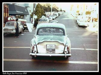 Funky Rolls Royce by nekonoko