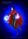 Wiccan (Billy Kaplan) by Yuna-Bishie-Lover