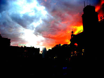 Barcellona, I suppose III by EnjoyFluo