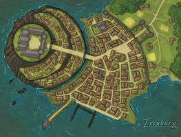 Aleria: Treuburg - Zidrons Capital by Tekila-onRice