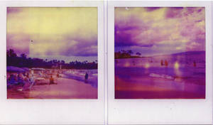beach polaroids part II by picturesgotsmall