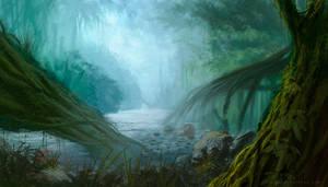 Jungle by Lyraina