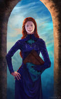 Shallan (Stormlight Archive Series) by Lyraina