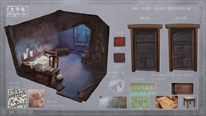 The Emperor's Soul - Shai's Room #1 by Lyraina