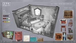 The Emperor's Soul - Shai's Room #2 by Lyraina