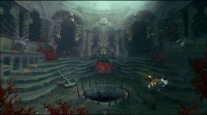 Deep Sea Prison by Lyraina