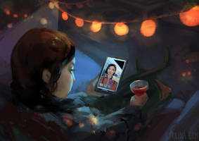 Date Night by Lyraina