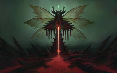 Bug by Lyraina