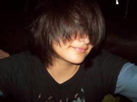 Me looking emo by blackwolfgal2