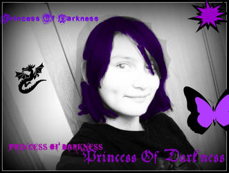 Princess of Darkness by blackwolfgal2