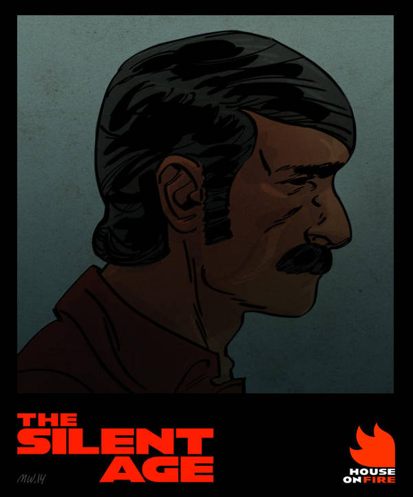 Joe from The Silent Age by MennoWittebrood