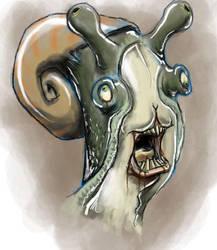 Escargot by mobius-9