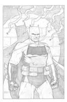 Dark Knight Returns by anthonymarques