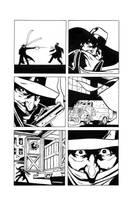 The Shadow One Shot Page 7 by anthonymarques